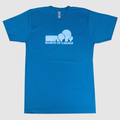 Boards Of Canada T-Shirt - Blue