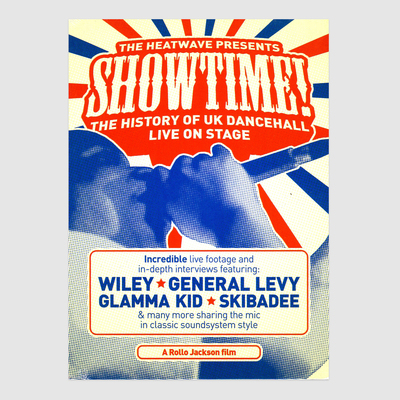 The Heatwave Presents: SHOWTIME - The History Of UK Dancehall Live On Stage (DVD)