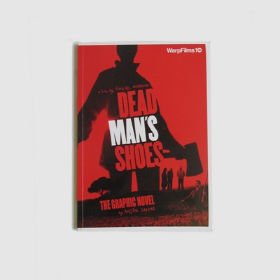 Dead Man's Shoes - Limited Edition Graphic Novel