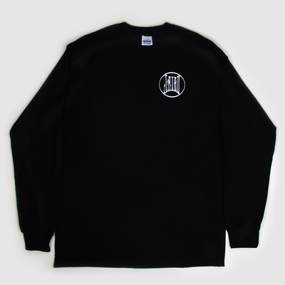 Jaisu Black Long Sleeve T-Shirt
