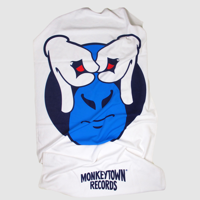 Monkeytown Beach Towel
