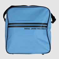 "Soul Jazz 12"" Record Bag"