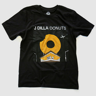 J Dilla 'Donuts' (Illustration) T-Shirt