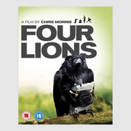 Four Lions by Chris Morris