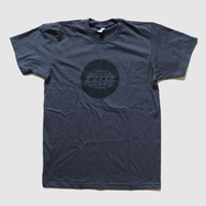 Dark Grey Warp Logo T-Shirt