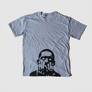 Flying Lotus Zombie Logo T-shirt