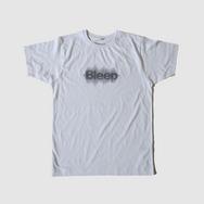 Bleep Waveform T-Shirt - Black on white