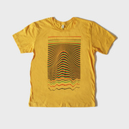 Mark Pritchard T-shirt - Yellow