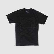 Night Slugs Club Constructions T-Shirt - Mono Black