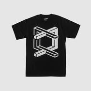 Night Slugs Club Constructions T-Shirt - White Logo