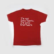 I'm not into Twerk, I'm into KrafTwerk - Modeselektor x Bleep10 T-Shirt