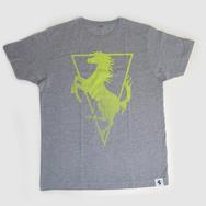 R&S x Millionhands Dots Mono Grey and Yellow Sweatshirt