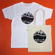 Circles - T-Shirt + Tote