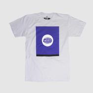 White Warp Logo T-Shirt