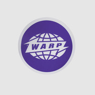 Warp Logo Slipmat - Single Logo