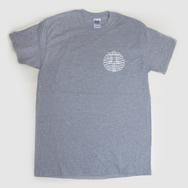 Astral Black T-Shirt White Logo