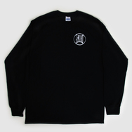 Jaisu Black Long Sleeve T-Shirt