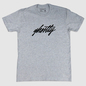 Ghostly Script T-Shirt