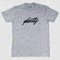 Ghostly Script T-Shirt