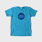 Warp Logo T-Shirt - Turquoise
