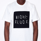 White - NS Midnight Box Tee