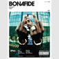 Bonafide Magazine Issue #10 - '90s Rap (Special Double Cover: 2Pac/De La Soul)