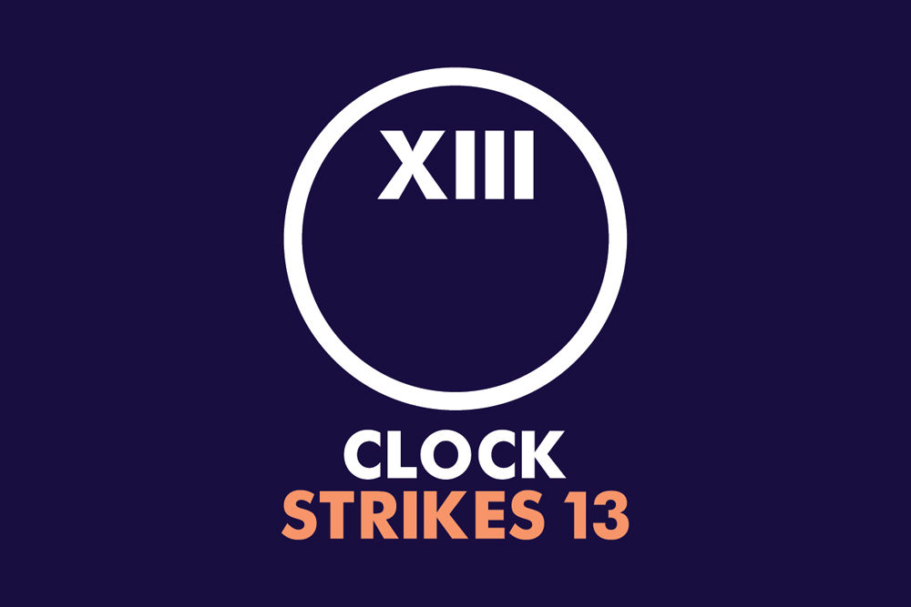 Bleep's Guide to Clock Strikes 13