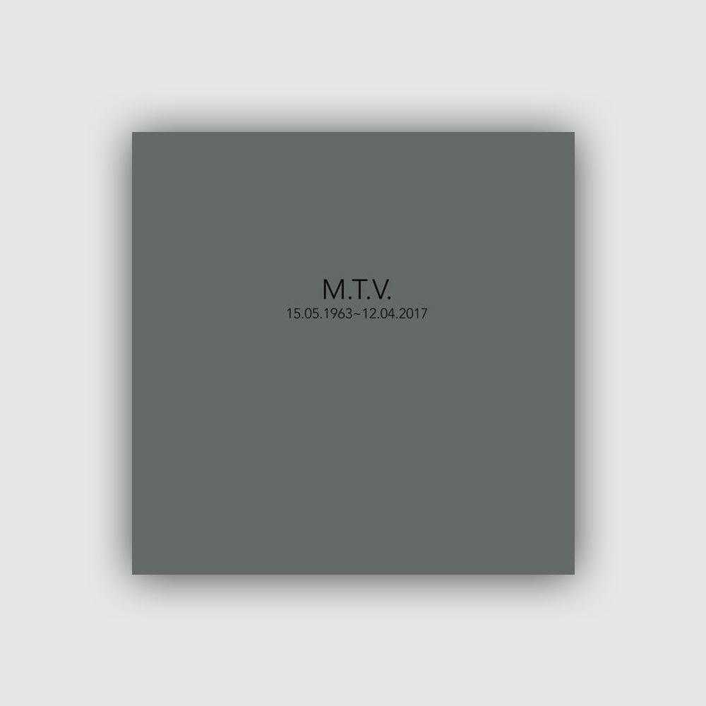 M.T.V. 15.05.63 - 12.04.2017