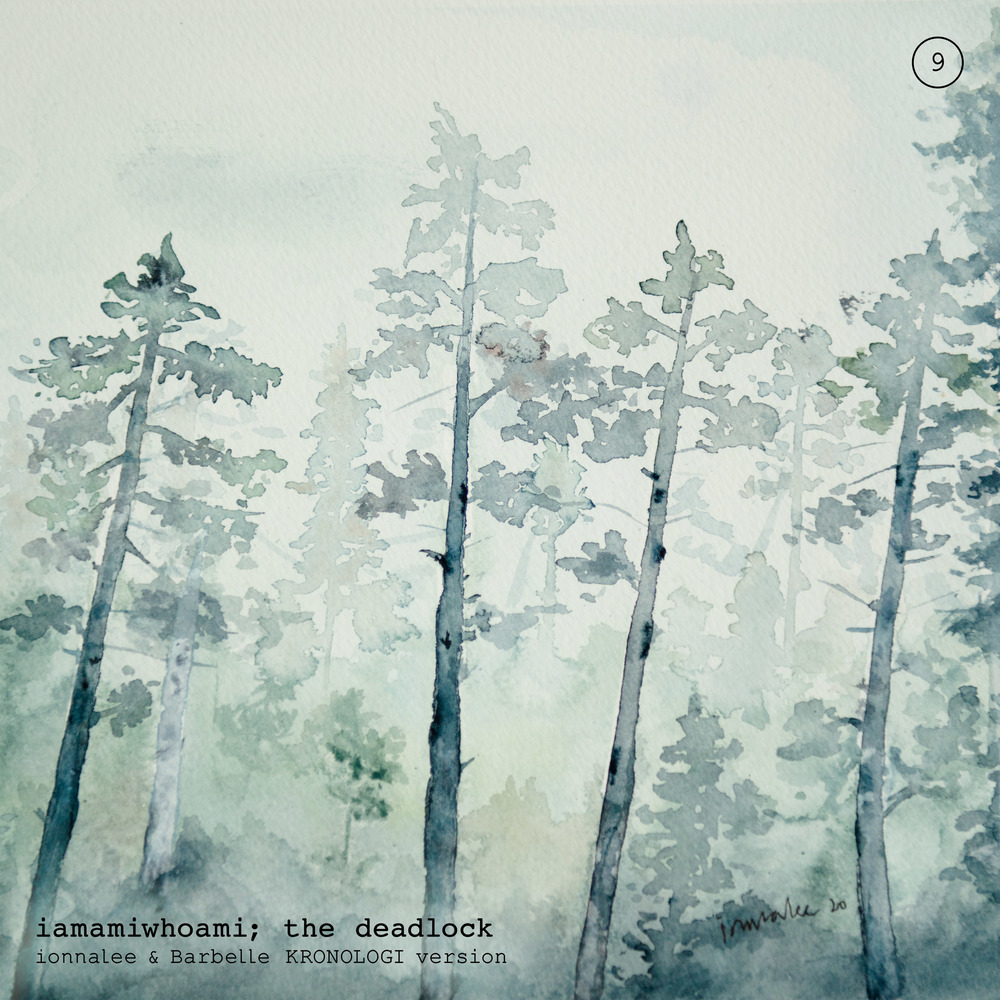 iamamiwhoami; the deadlock (KRONOLOGI version)