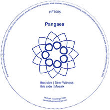 Pangaea - Bear Witness