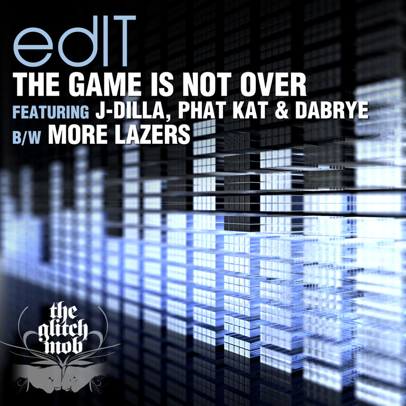 The Game Is Not Over / More Lazers - Single