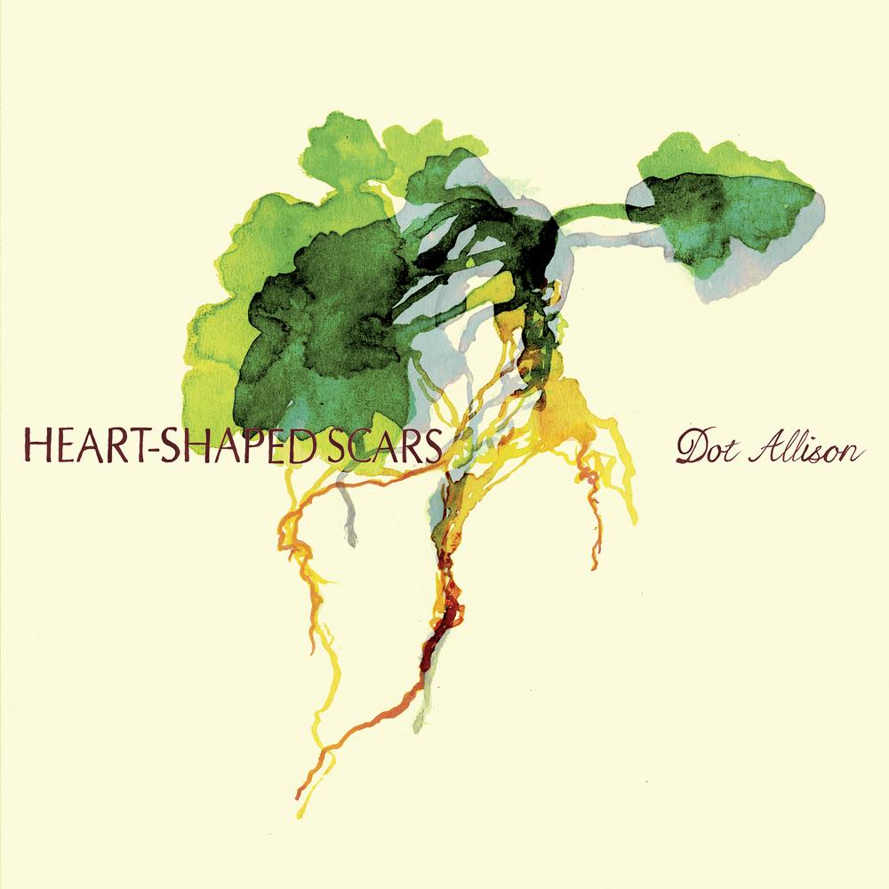 Heart-Shaped Scars