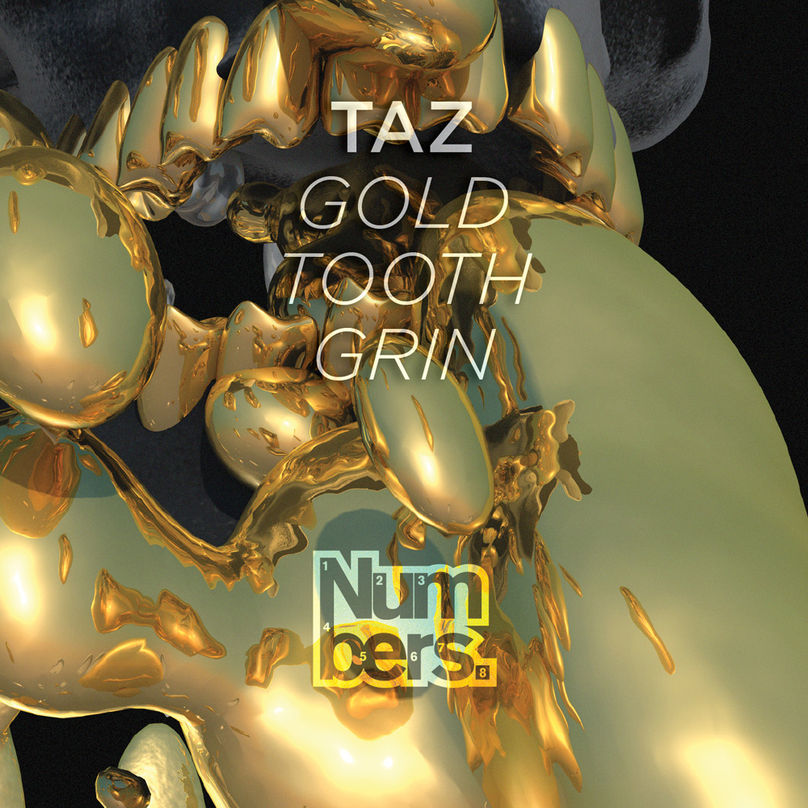Gold Tooth Grin