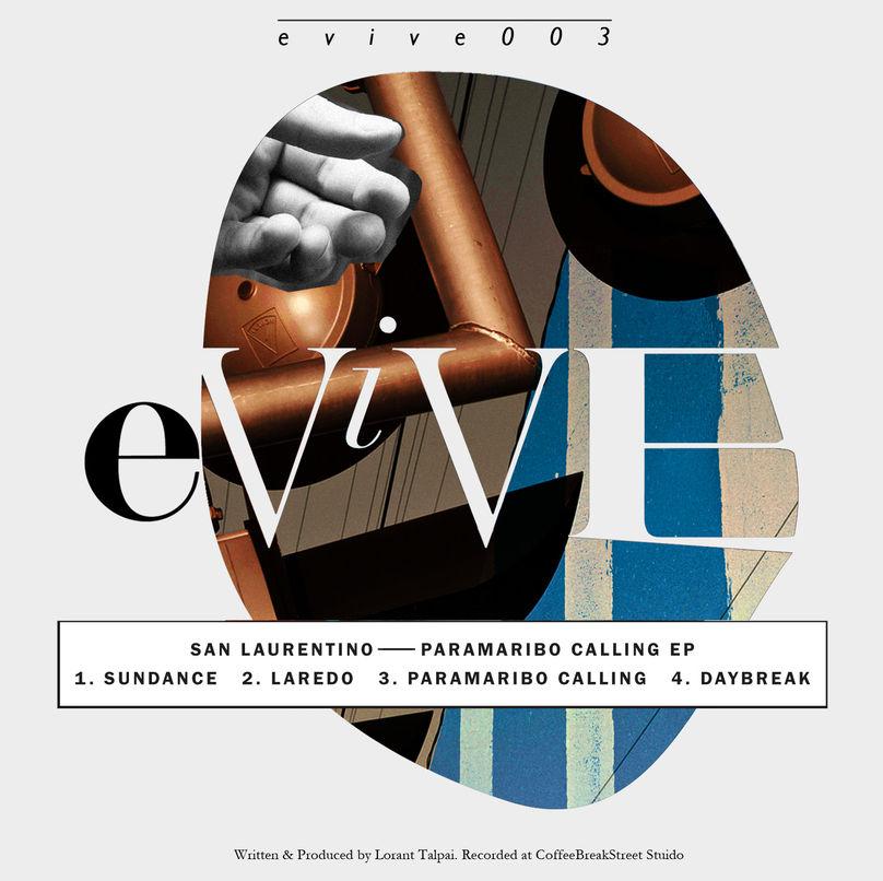 Paramaribo Calling EP