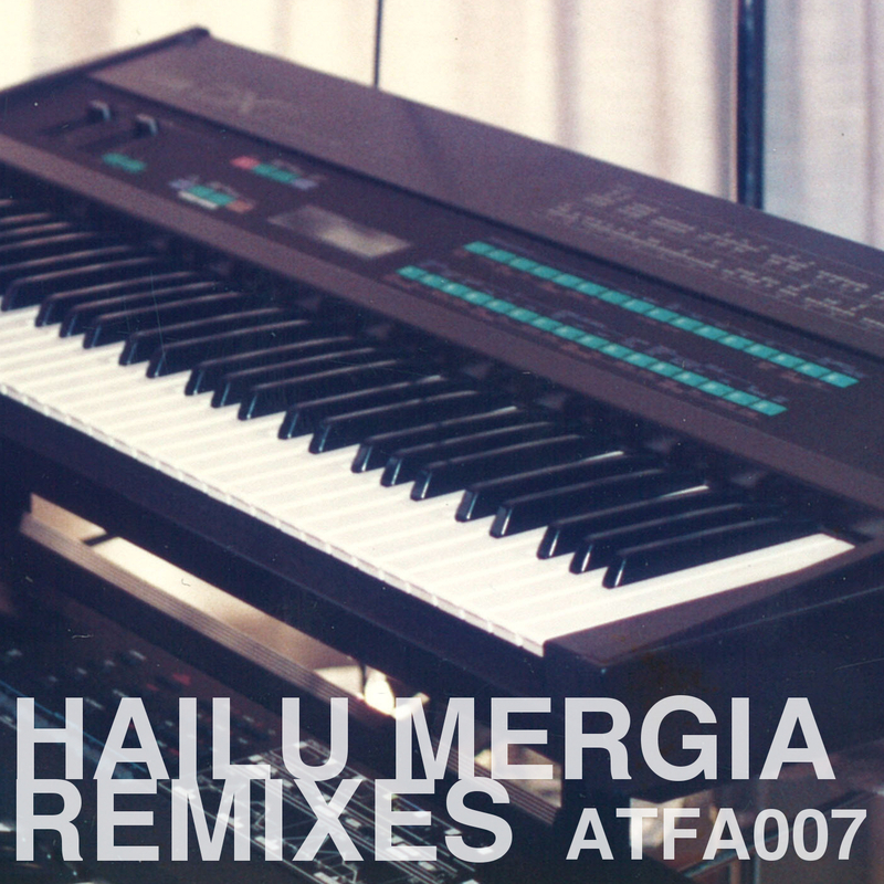 Hailu Mergia Remixes