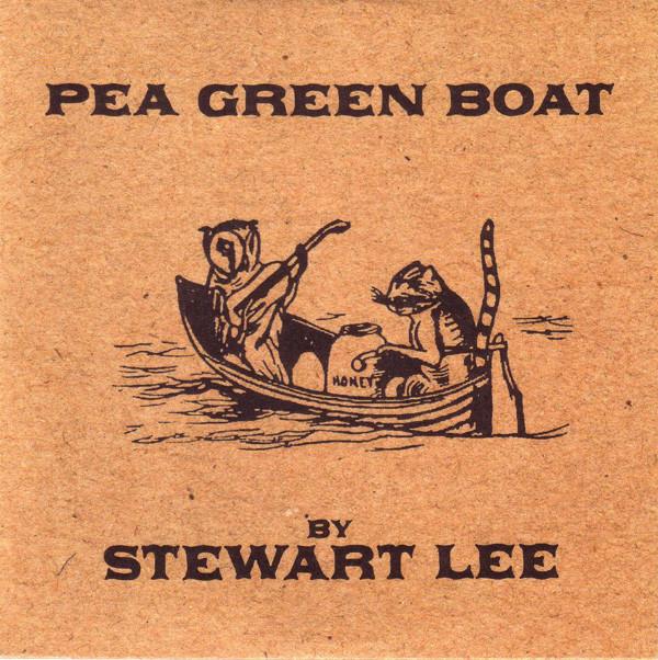 Stewart Lee Pea Green Boat Bleep