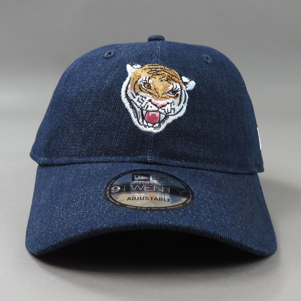 New Era x SSB Dark Denim Tiger Hat