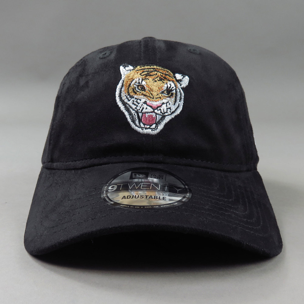 New Era x SSB Suede Tiger Hat