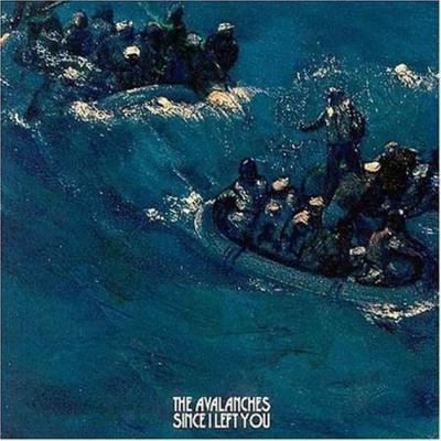 The Avalanches Since I Left You Vinyl Lp Bleep