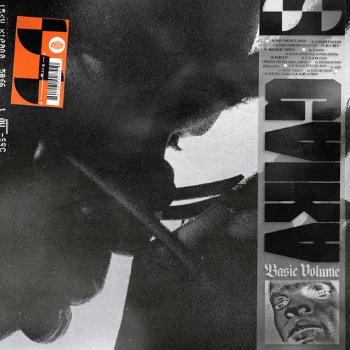 GAIKA - BASIC VOLUME  Vinyl LP, CD  Bleep