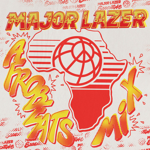 Major Lazer - Afrobeats (DJ Mix)  Bleep