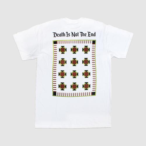 NTS x Bleep - NTS x Death Is Not The End T-Shirt  Bleep
