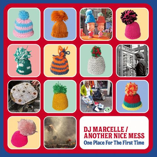 DJ Marcelle / Another Nice Mess - One Place For The First Time  Vinyl LP   Bleep