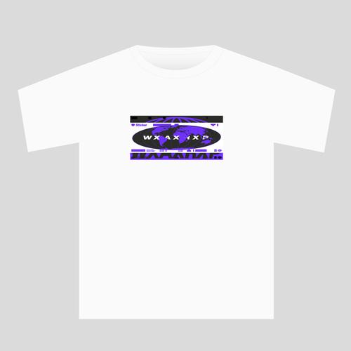 Warp x NTS - WXAXRXP x NTS Shirt 2 - White  Bleep