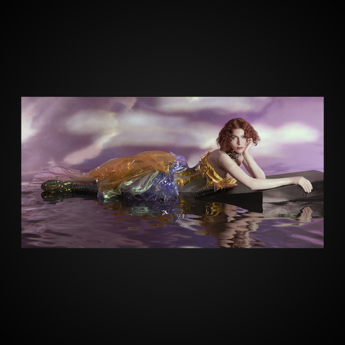 Album Oil of Every Pearl/'s Un-Insides Sophie Music Cover 14x14 24x24 Poster F-43