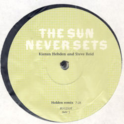 The Sun Never Sets Holden Remix