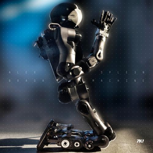 Alex Braga - Spleen Machine EP