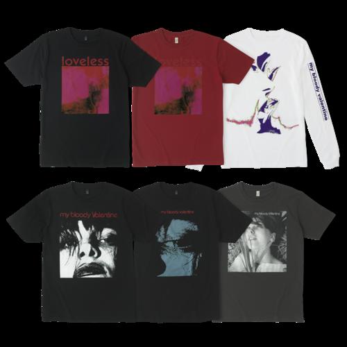 T /_ Shirt My Bloody Valentine
