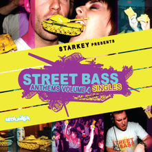 Street Bass Anthems Volume 4 Singles