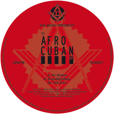 The Afro Cuban EP